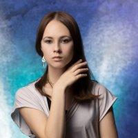 Портрет дочери. :: Ирина Михалева