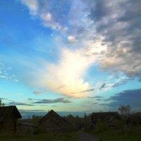 Небо над Дубровой :: Mary Коллар