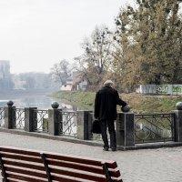 Одиночество :: Владимир Кроливец