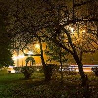 Вечер в городе :: Николай Андреев