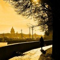 Город золотой... :: Марина Павлова