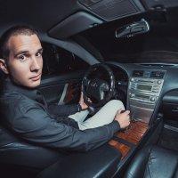 Business portrait :: Алексей Мощенков