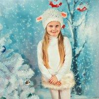 новогодняя сказка 2015 :: Ирина