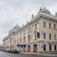 Московские улочки :: Марина Назарова
