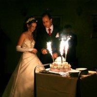 Свадебный торт :: Tata Wolf