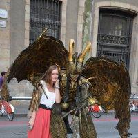 Красавица и чудовище :: Елена ***