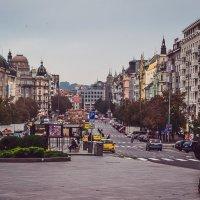Вацлавская площадь. Прага :: Ксения Базарова