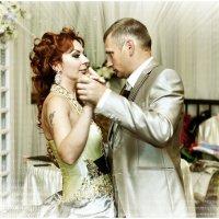 Первый танец :: Дмитрий Конев