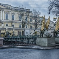 Банковский мост :: Владимир Горубин
