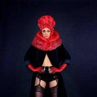 красная королева :: Динара Клювер