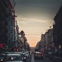 Чернышевская :: Владислав Пичугин