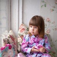 Пижамная вечеринка :: Анастасия Бембак