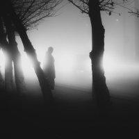 Туман в Павлодаре (3) :: Артём Брав