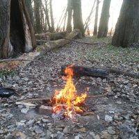 Одно из удовольствий смотреть на огонь :: Marina