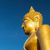 Много Будды и чуть-чуть Луны... :: Вадим Лячиков