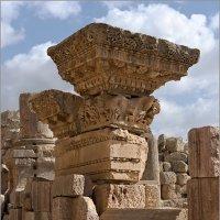Раскопки древнего Джираша, Иордания :: Lmark