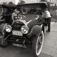 Ретро-автомобиль Кадиллак Cadillaс 55 Phaeton :: Евгений Кривошеев