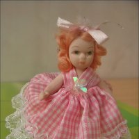 Куколка Лизонька :: Нина Корешкова