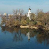 Храм Святителя Николая на Монастырском острове. :: Наталья