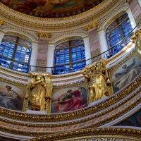 Под куполом Исаакиевского собора :: Александр Клименко