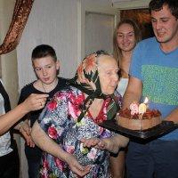 90 лет :: Мария Белякова