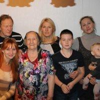 семья :: Мария Белякова