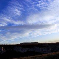 Это Крым, а в Крыму всегда небо красивое :: Anastasia Fomichova