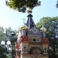 Церковь :: Юлия Павлова