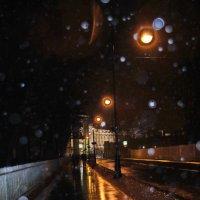 Вечерние огни.... :: Tatiana Markova
