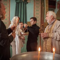 Крещение Ираклия :: Valentina Abdrashitova
