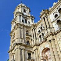 Главный кафедральный собор. Малага. Испания. :: Виталий Половинко
