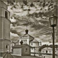 Вятка. Трифонов монастырь. :: Владимир Белозеров