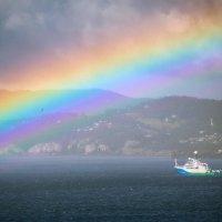 Счастливый корабль. :: Wattletree -