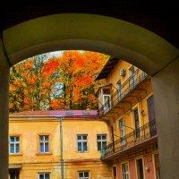 Старый дворик :: Юрий Гординский