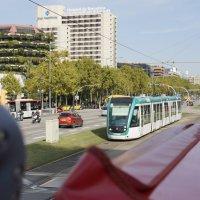 Барселонский трамвай :: Михаил Сбойчаков