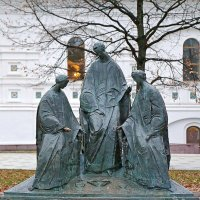 Троица :: Александр Акилов