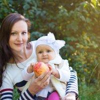 Яблочное лето :: Марина Юдина