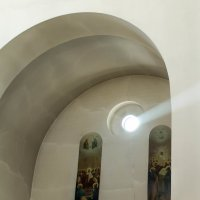Луч света в храме :: Олег Галиулин
