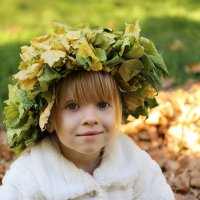 Королева осени :: Кристина Фотограф