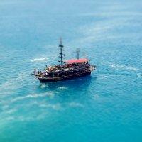Корабль пиратов :: неля ибрагимова