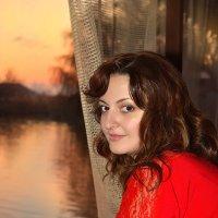 Красивый вечер :: Ольга Литвинова