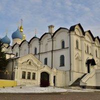 Собор в Казанском кремле :: Никита Борисов