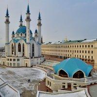 Казанский кремль :: Никита Борисов