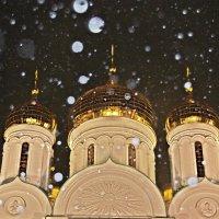 Рождественский мотив.... :: Tatiana Markova