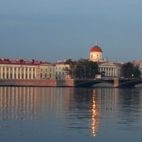 Прогулка по бережку :: Владимир Гилясев