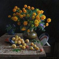 Оранжевое лето :: Татьяна Ким