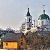 Домик в деревне.Продолжение. :: Андрей Куприянов
