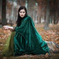 Morgana Pendragon / Моргана Пендрагон косплей (Merlin BBC) :: Helena Polansky