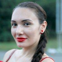Покажу глаза только фотографу :: Олег Лукьянов