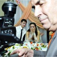 Снимаем кино про свадьбу :: Дмитрий Конев